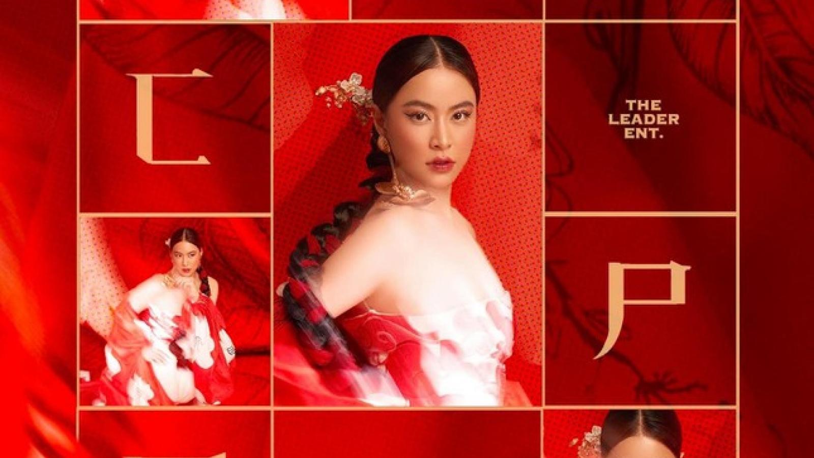 """Hoàng Thùy Linh tung MV bản hit """"Em đây chẳng phải Thúy Kiều"""""""