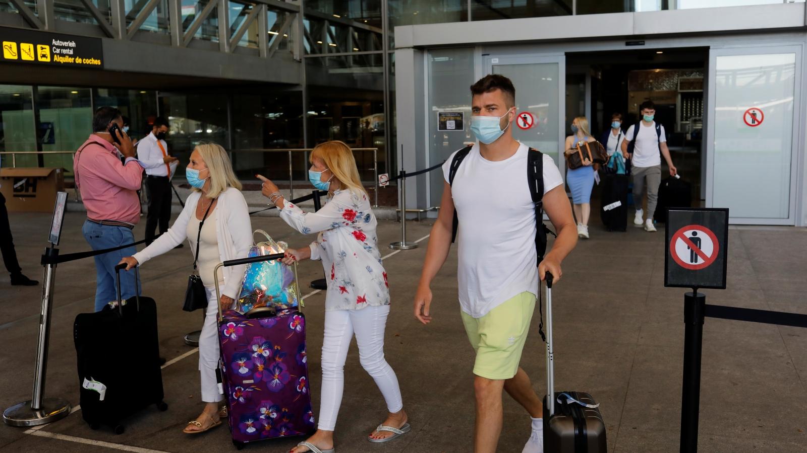 Tây Ban Nha dùng nền tảng số để mở cửa du lịch quốc tế