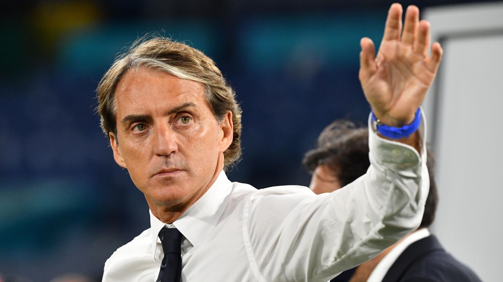 HLV Mancini nói gì khi Italia thắng thuyết phục ngày khai mạc EURO 2021?