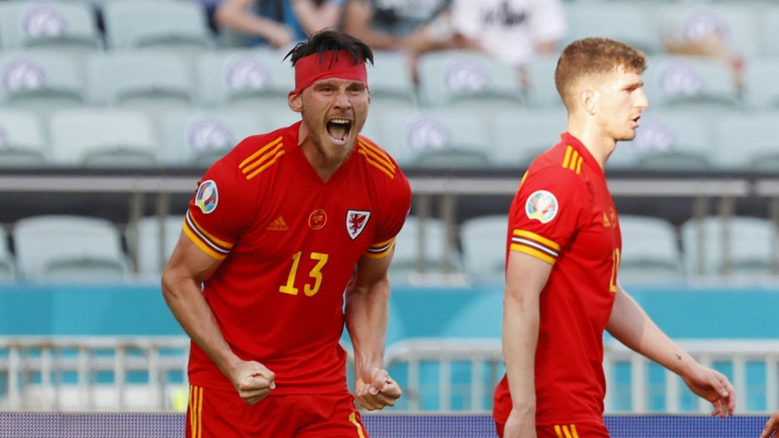 Bale mờ nhạt, Xứ Wales vẫn xuất sắc cầm hòa Thụy Sĩ