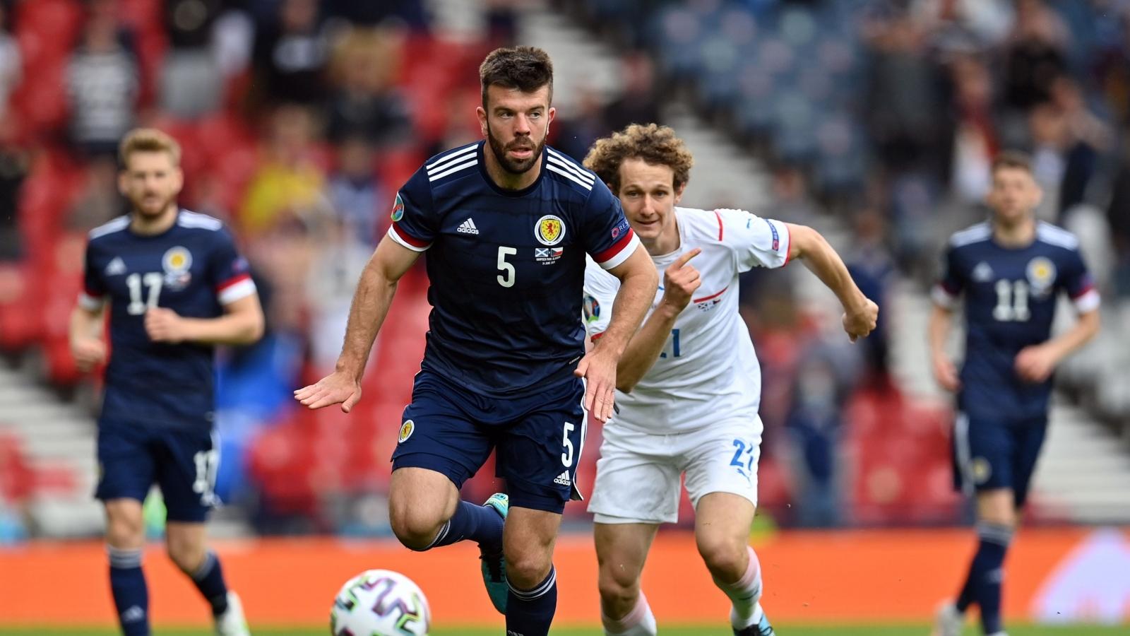 Trực tiếp Scotland 0-0 CH Séc: Chờ sao của Man Utd tỏa sáng