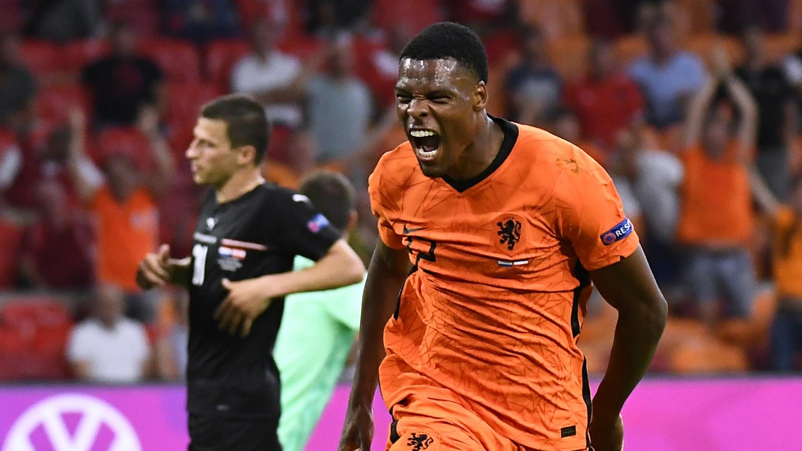 TRỰC TIẾP Hà Lan 2-0 Áo: Denzel Dumfries tỏa sáng