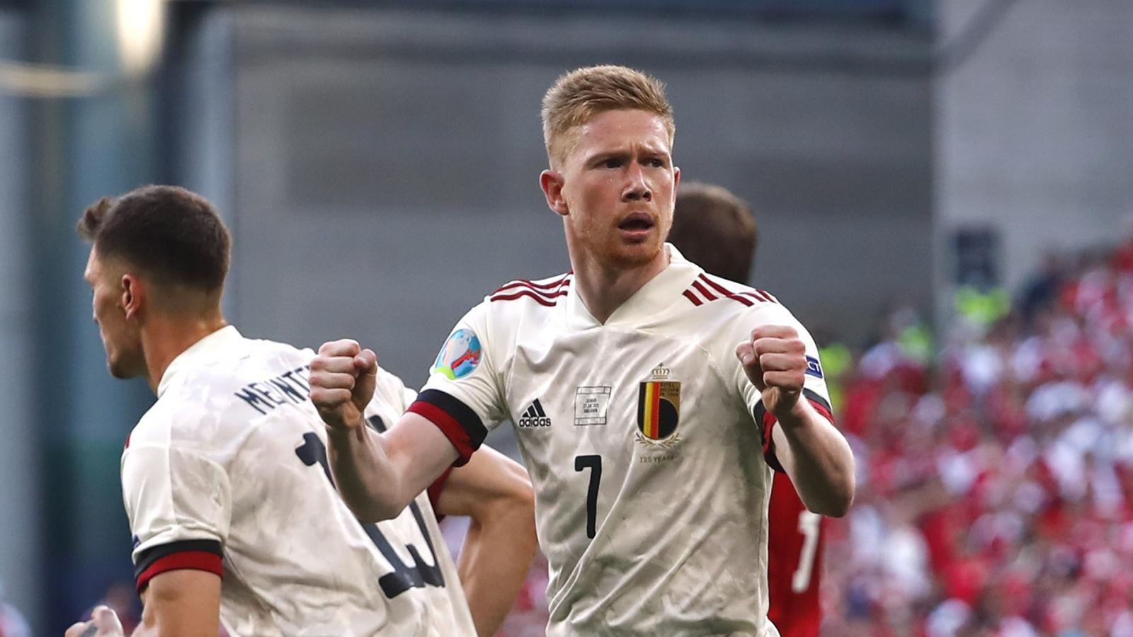 TRỰC TIẾP Đan Mạch 1-2 Bỉ: Xà ngang từ chối bàn gỡ hòa