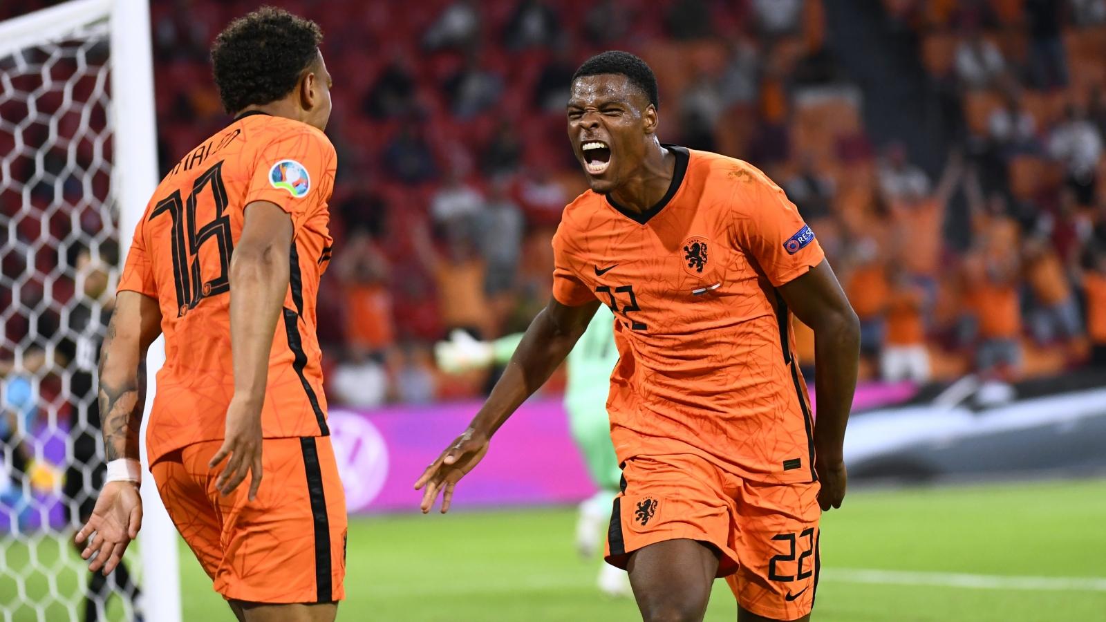 Thắng thuyết phục Áo, Hà Lan vượt qua vòng bảng EURO 2021