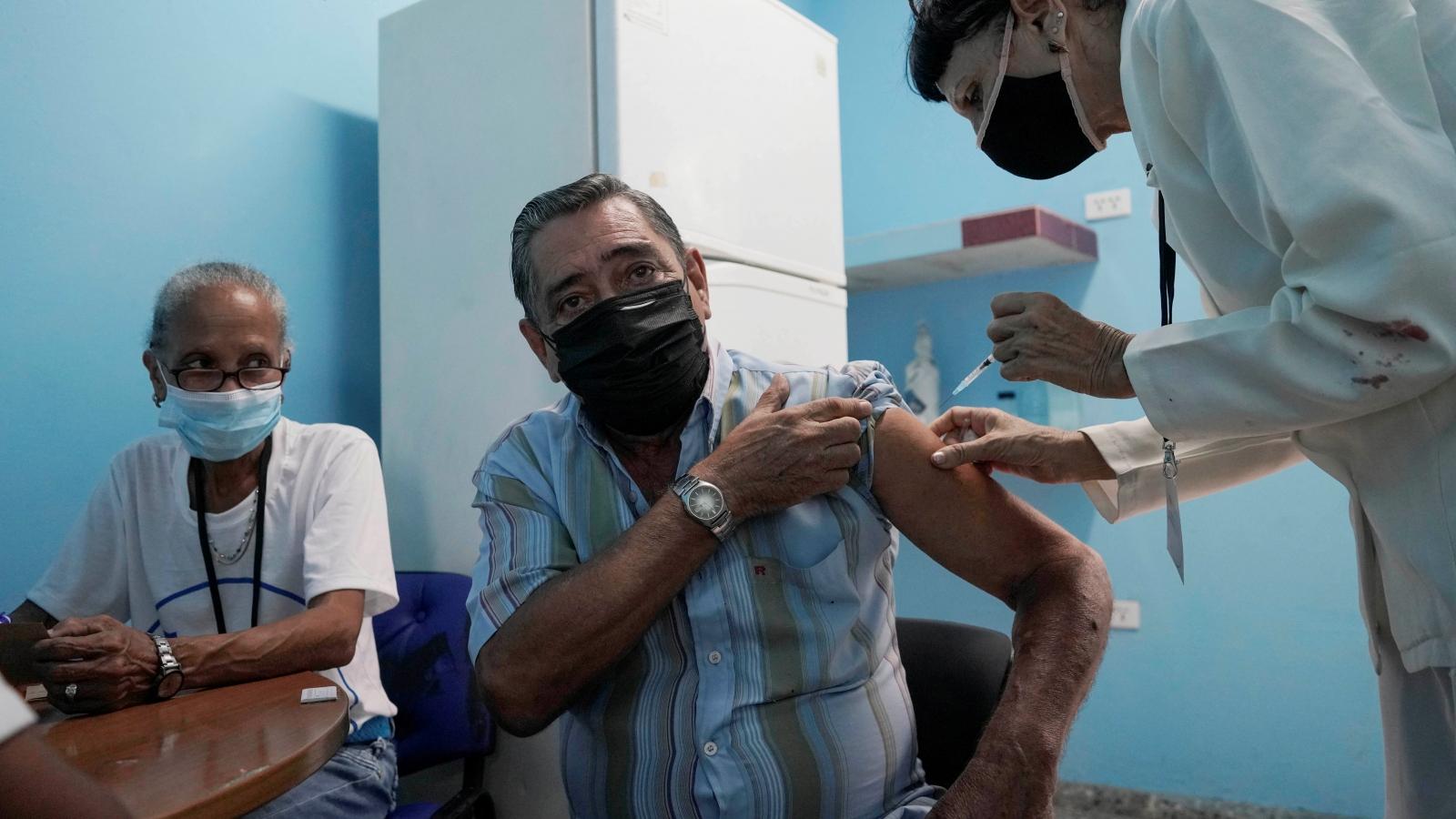 Cuba ghi nhận số ca mắc Covid-19 nhiều nhất trong một ngày