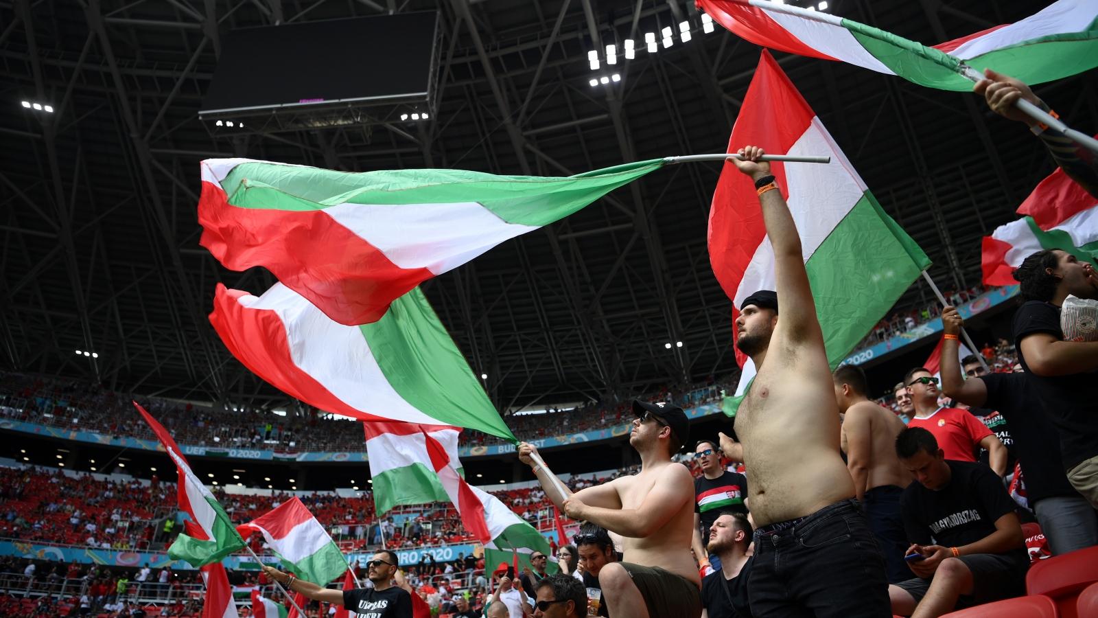 Trực tiếp bóng đá Hungary 0 - 0 Pháp: Gà trống Gaulois cất cao tiếng gáy