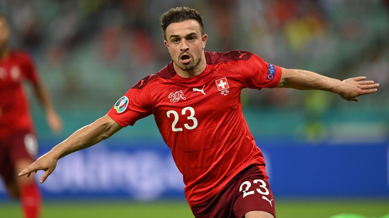 Thụy Sĩ 3-1 Thổ Nhĩ Kỳ: Siêu phẩm liên tiếp xuất hiện