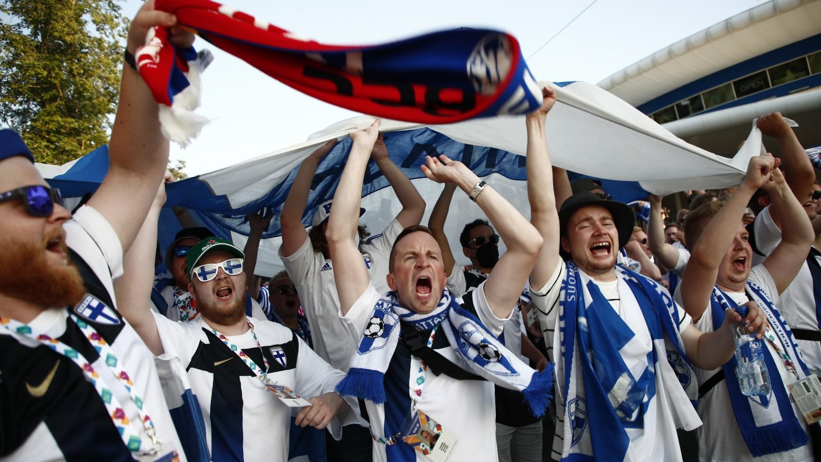 TRỰC TIẾP bóng đá Phần Lan 0 - 0 Bỉ: Saint Petersburg mở hội