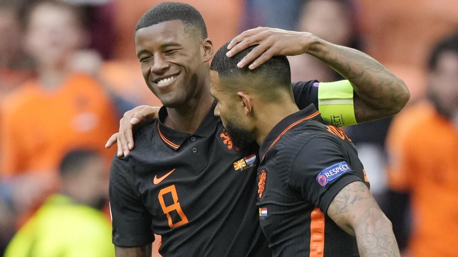 Xác định 11/16 đội bóng giành vé vào vòng 1/8 EURO 2021