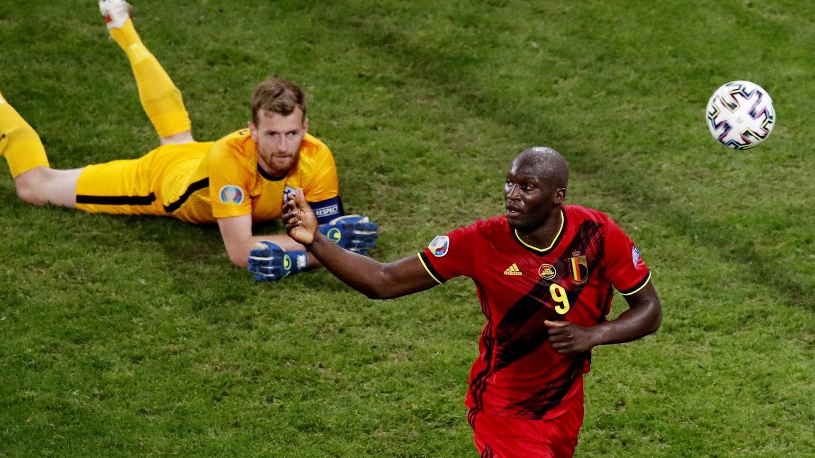 TRỰC TIẾP bóng đá Phần Lan 0 - 0 Bỉ: VAR từ chối bàn thắng của Lukaku