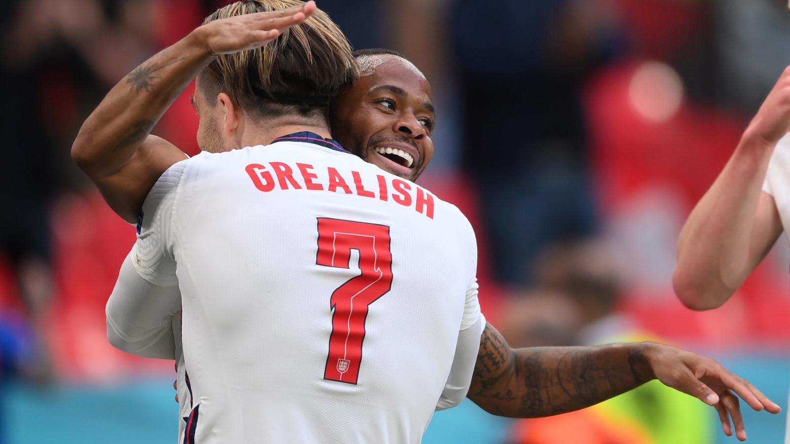 Thắng sít sao CH Séc, ĐT Anh giành ngôi nhất bảng D - EURO 2021