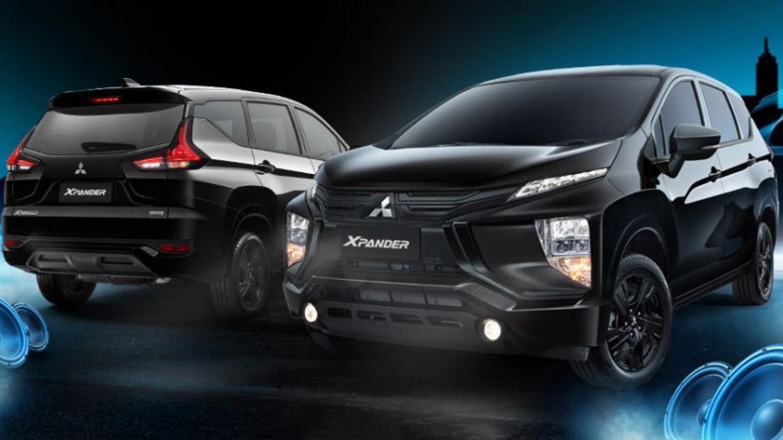 Bộ đôi Mitsubishi Xpander và Xpander Cross thêm phiên bản đặc biệt