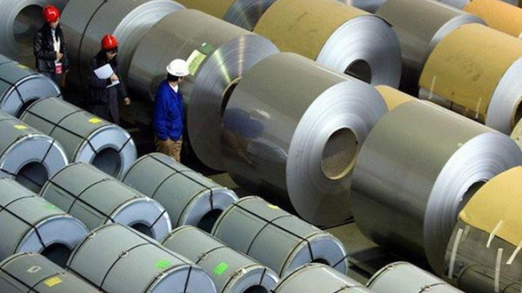China tops list for purchasing Vietnamese iron and steel