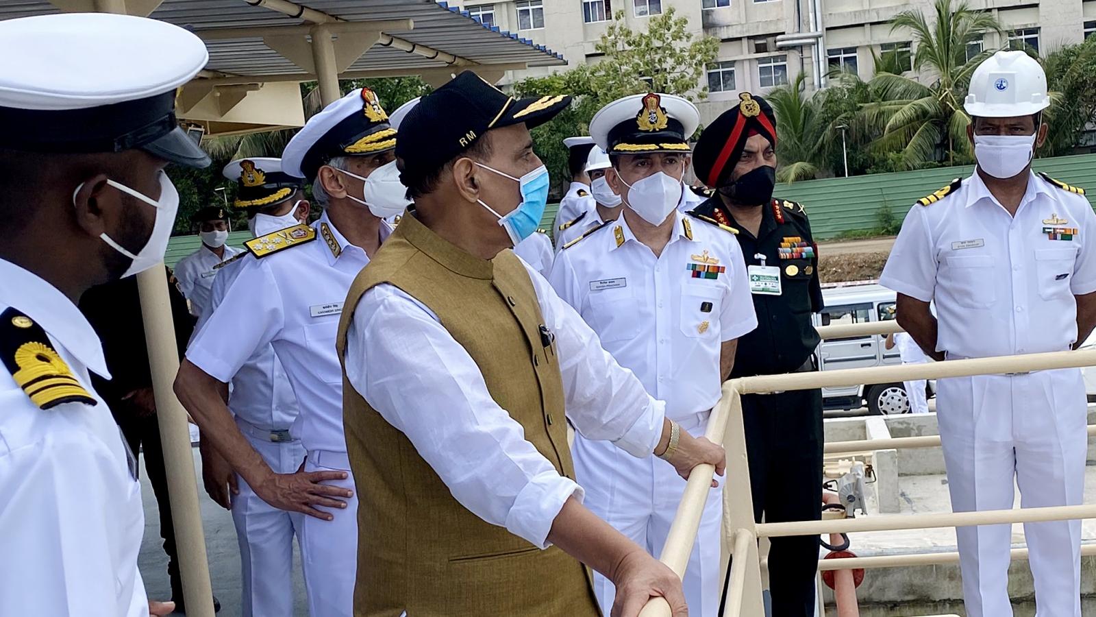 Hải quân Ấn Độ đặt mục tiêu đứng trong top 3 nước đứng đầu thế giới