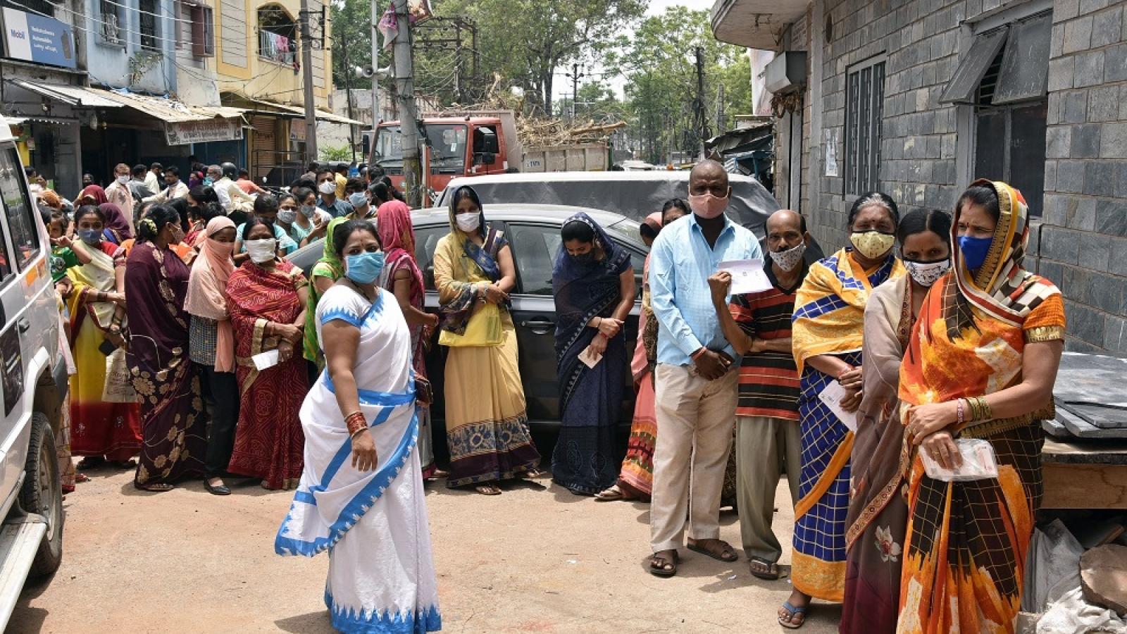 52 ca nhiễm, 3 người tử vong vì biến thể Delta Plus tại Ấn Độ