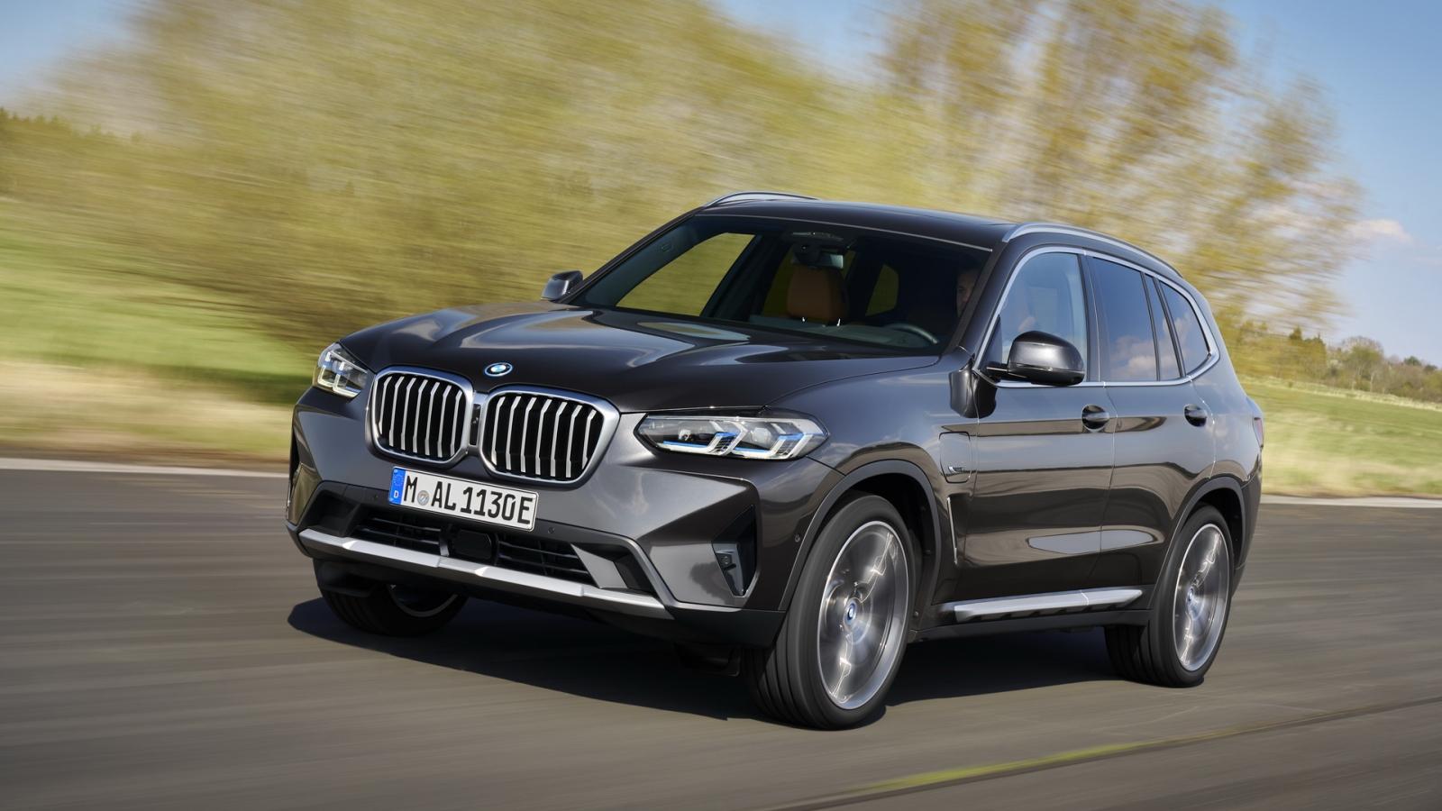 BMW ra mắt X3 và X4 bản nâng cấp 2022