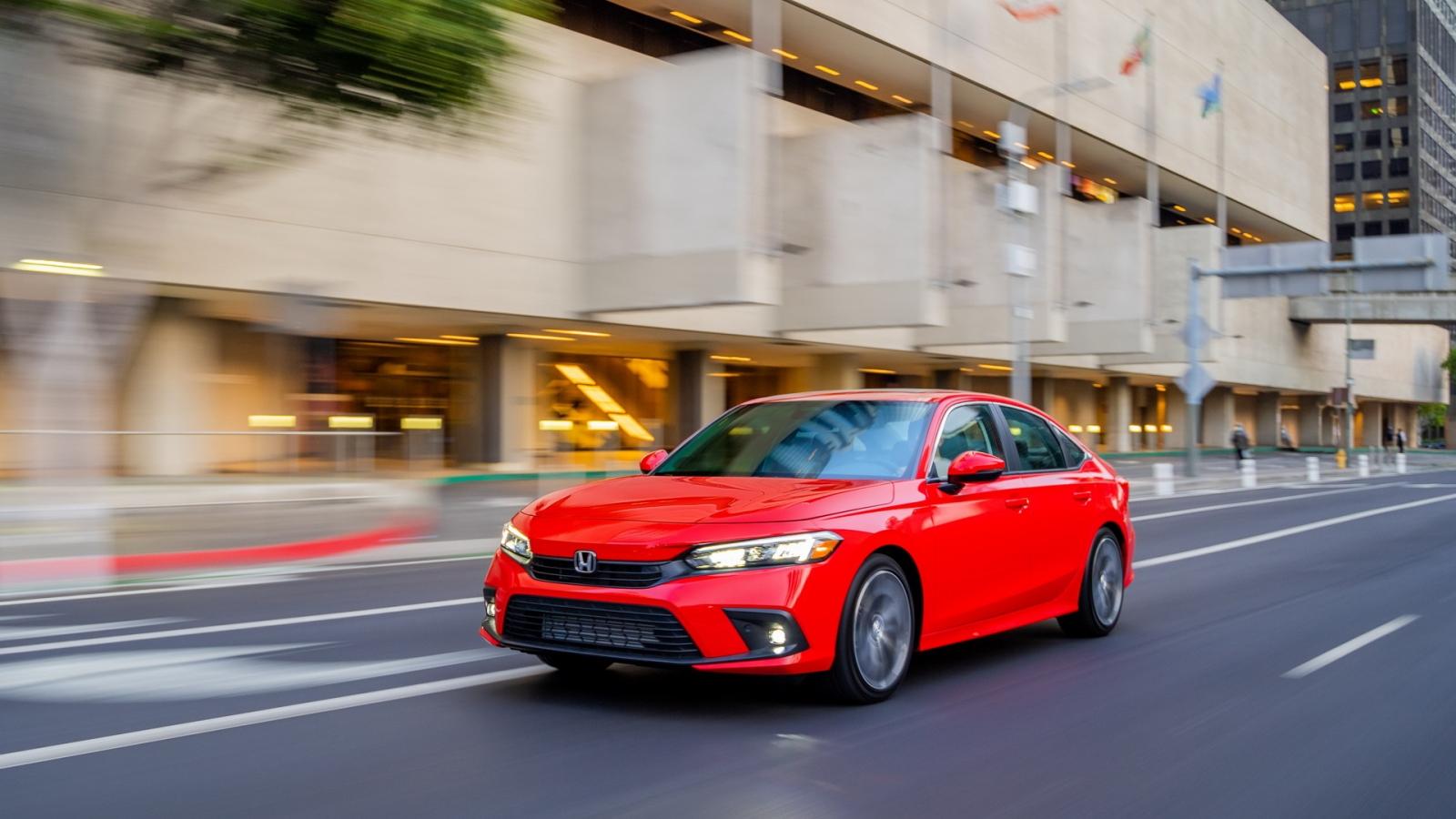 Honda Civic thế hệ mới chốt giá từ 521 triệu đồng tại Mỹ