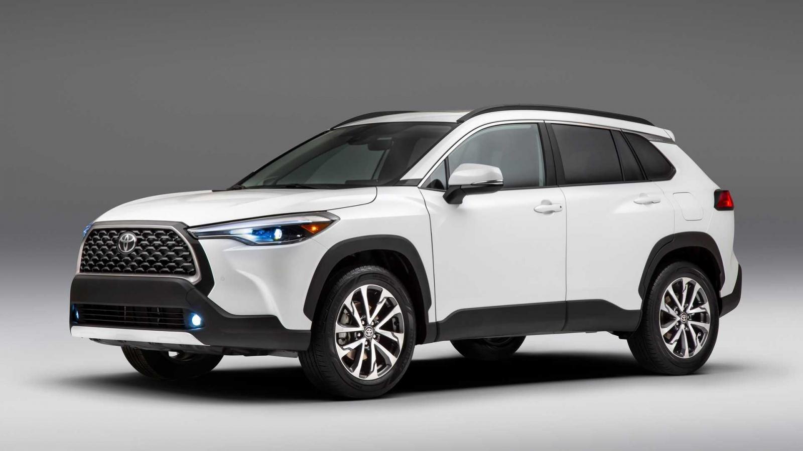 Toyota Corolla Cross tiến vào thị trường Mỹ