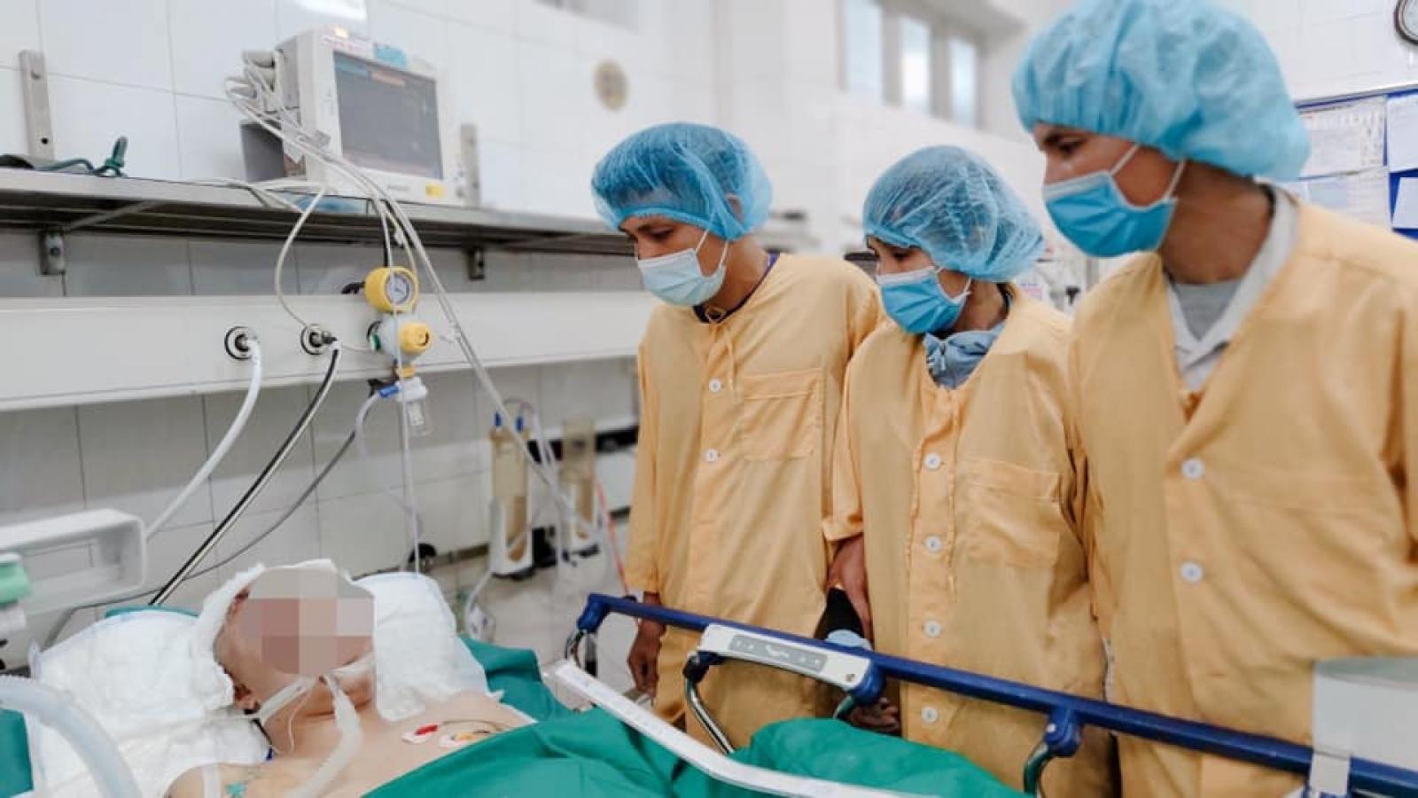 Gia đình chàng trai 22 tuổi bị chết não quyết định hiến tạng cứu sống 4 người