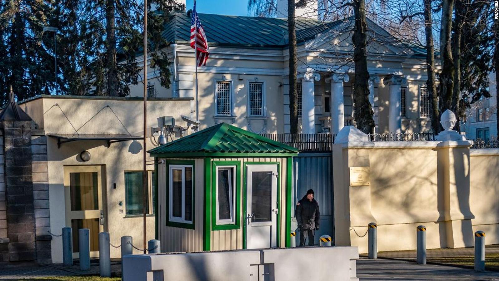 Belarus đáp trả lệnh trừng phạt, cắt giảm nhân viên tại Đại sứ quán Mỹ