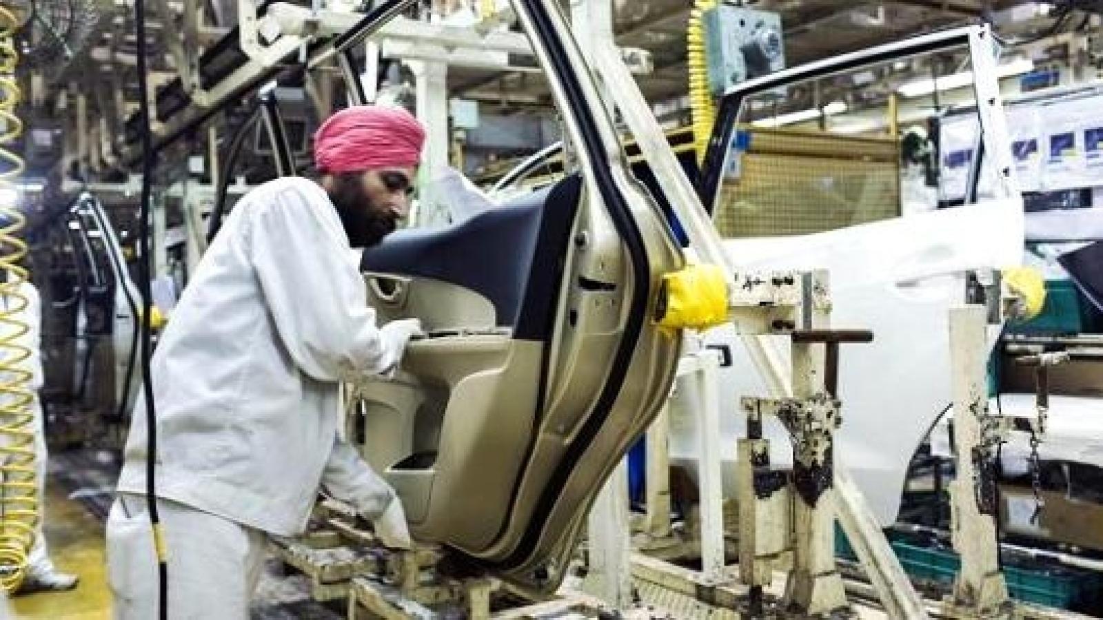 Ấn Độ tung gói cứu trợ kinh tế hậu làn sóng Covid-19 thứ hai