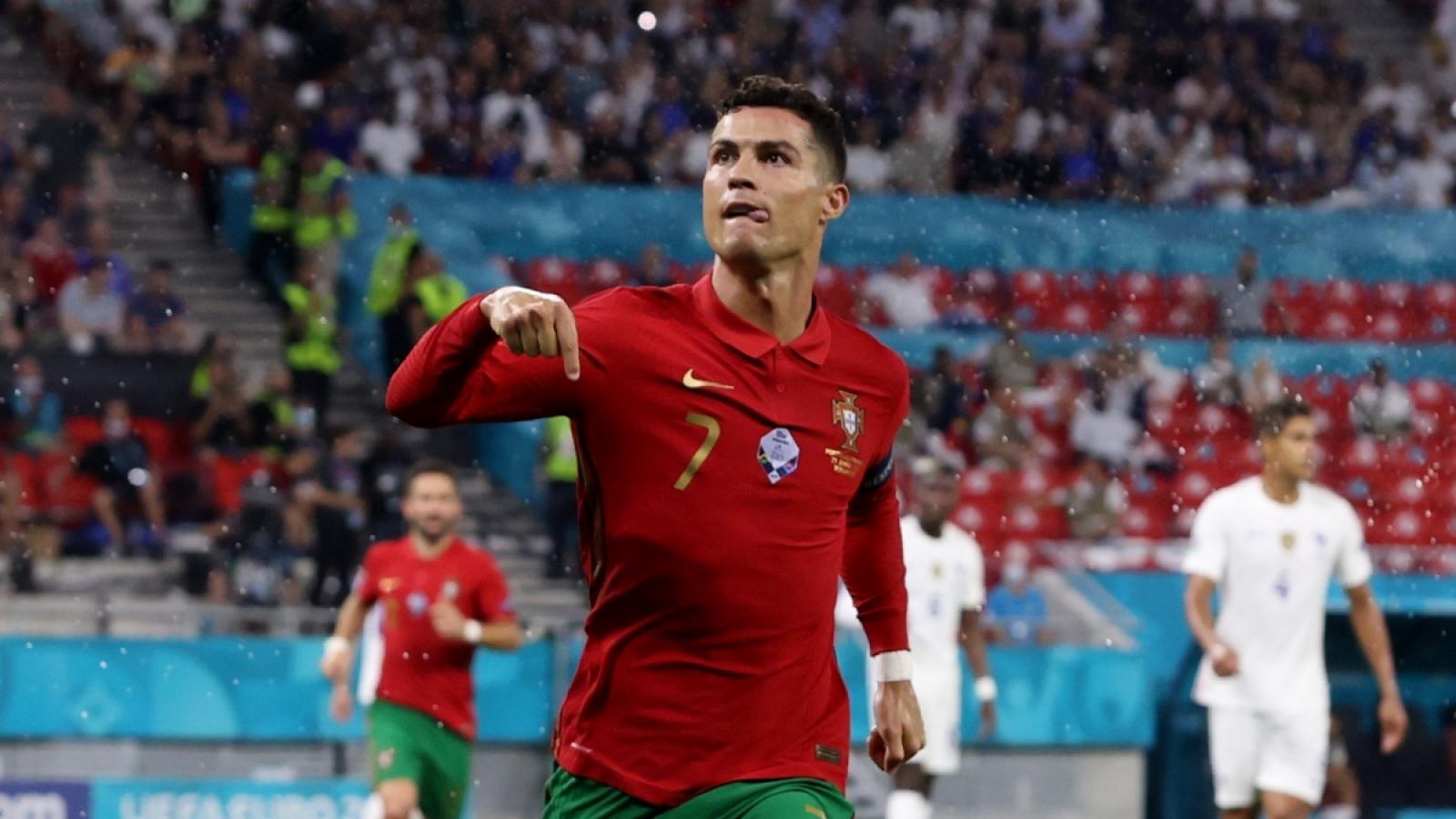 Xác định các cặp đấu ở vòng 1/8 EURO 2021: Bồ Đào Nha đấu Bỉ, Đức so tài Anh