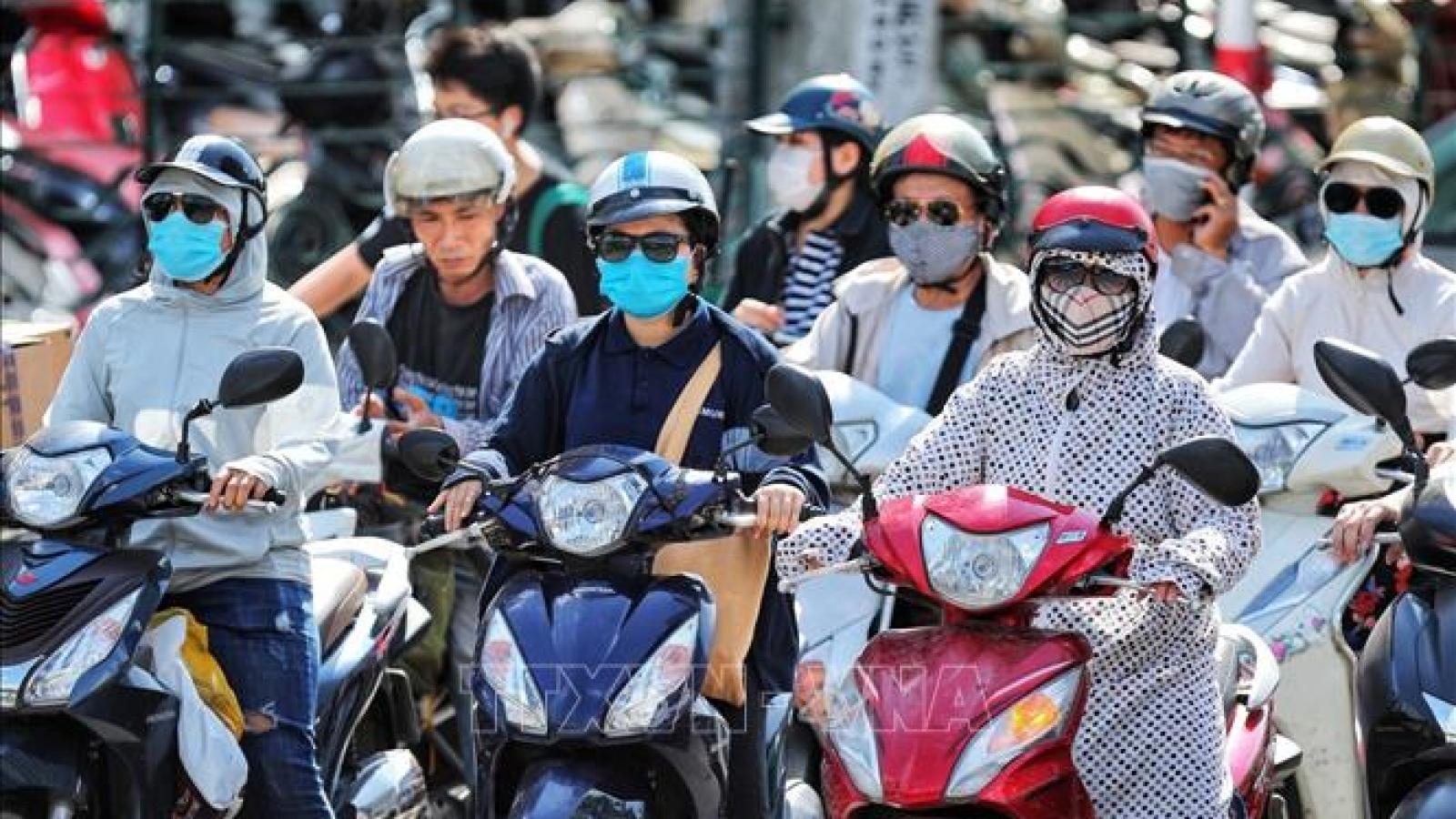 Intense heat wave returns to northern Vietnam