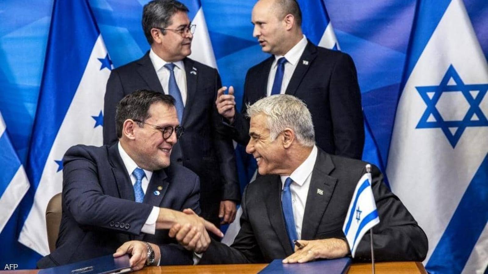 Palestine và các nước Arab lên án Honduras chuyển đại sứ quán tới Jerusalem