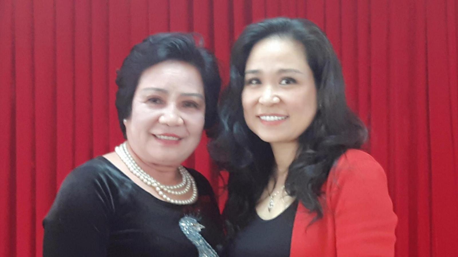 Hai giọng ca vàng của làng Chèo Việt Nam
