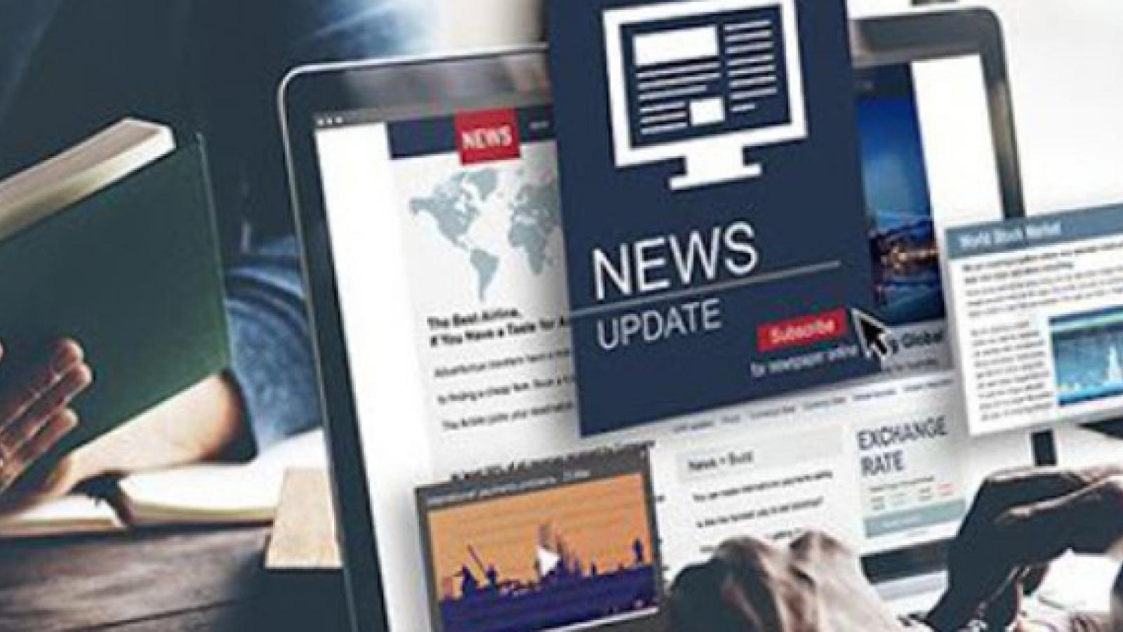 Áp lực chuyển đổi số với các cơ quan báo chí