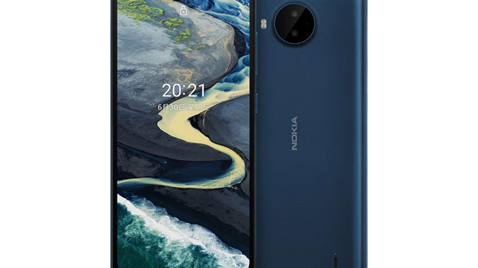 Nokia C20 Plus ra mắt với pin khủng, giá rẻ