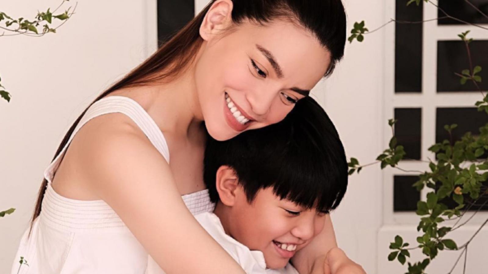 Chuyện showbiz: Hồ Ngọc Hà tổ chức sinh nhật 11 tuổi cho con trai Subeo