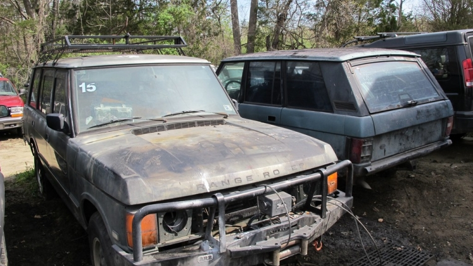 Sở hữu 16 chiếc Range Rover Classics với 1,6 tỷ đồng
