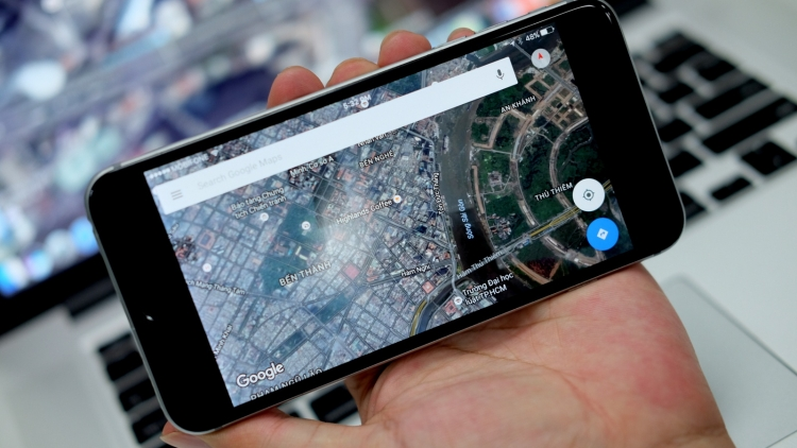 'Muốn Google không biết bạn ở đâu thì đừng dùng Google Maps'