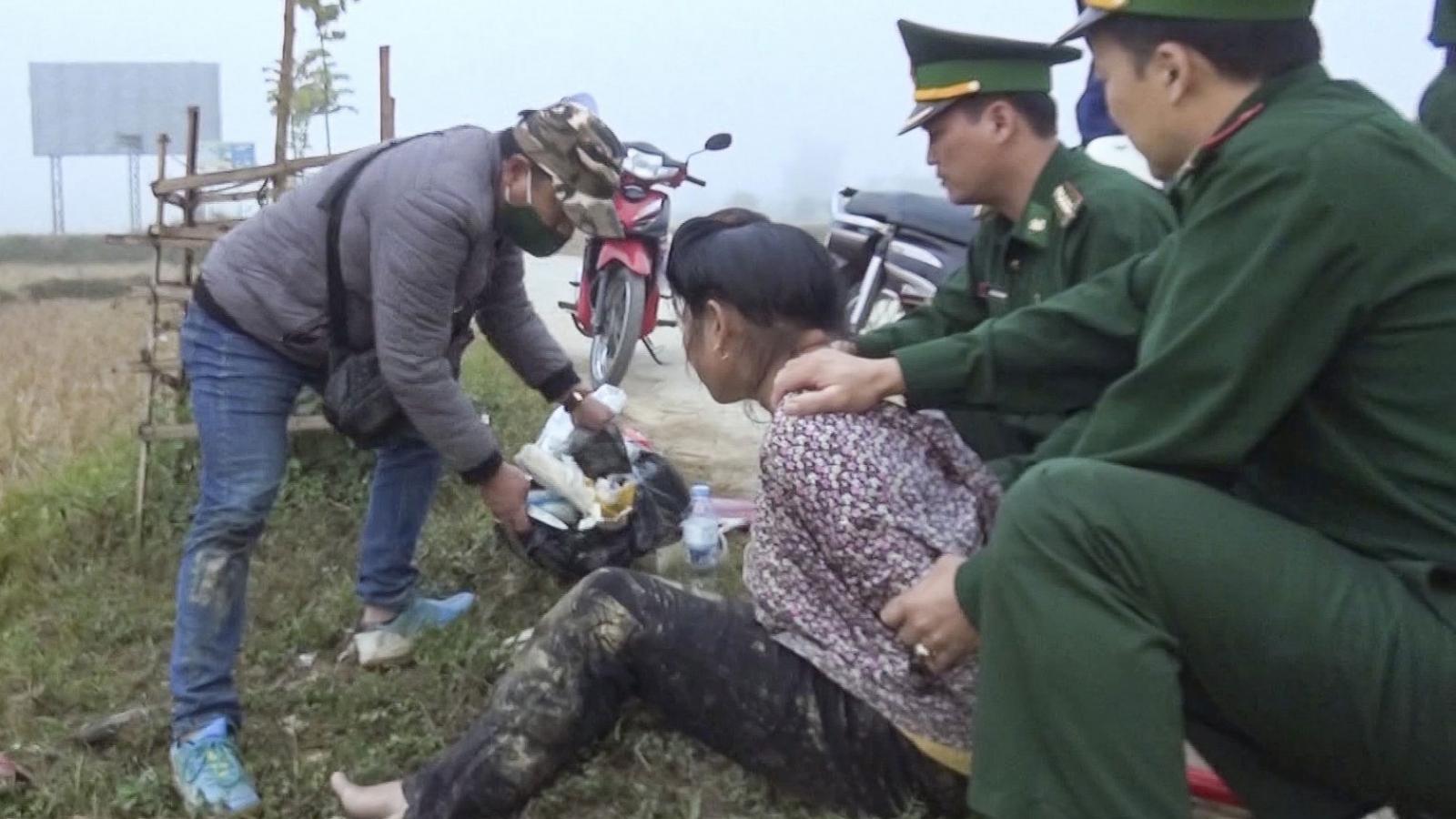 Khắc tinh của tội phạm ma túy nơi biên giới Điện Biên
