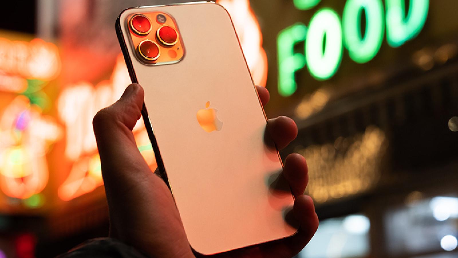 Vén màn ngày tổ chức sự kiện ra mắt iPhone 13