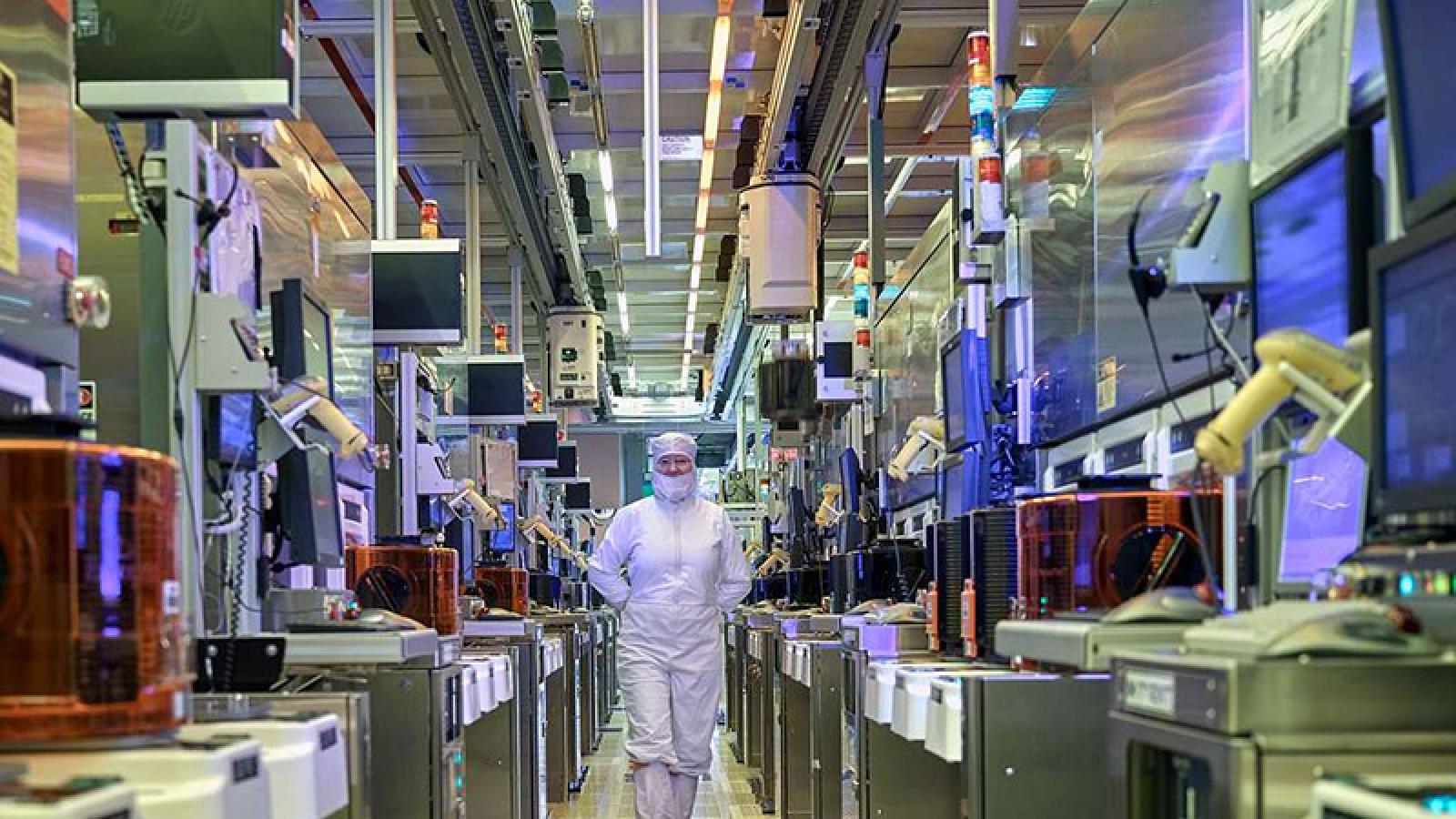 Cảnh báo về tình trạng thiếu hụt chip kéo dài đến năm 2023