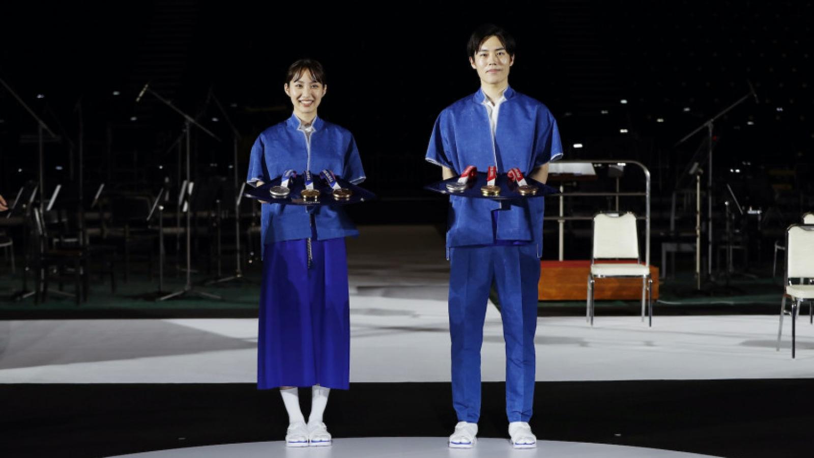 Công bố trang phục, bản nhạc sử dụng ở Olympic Tokyo