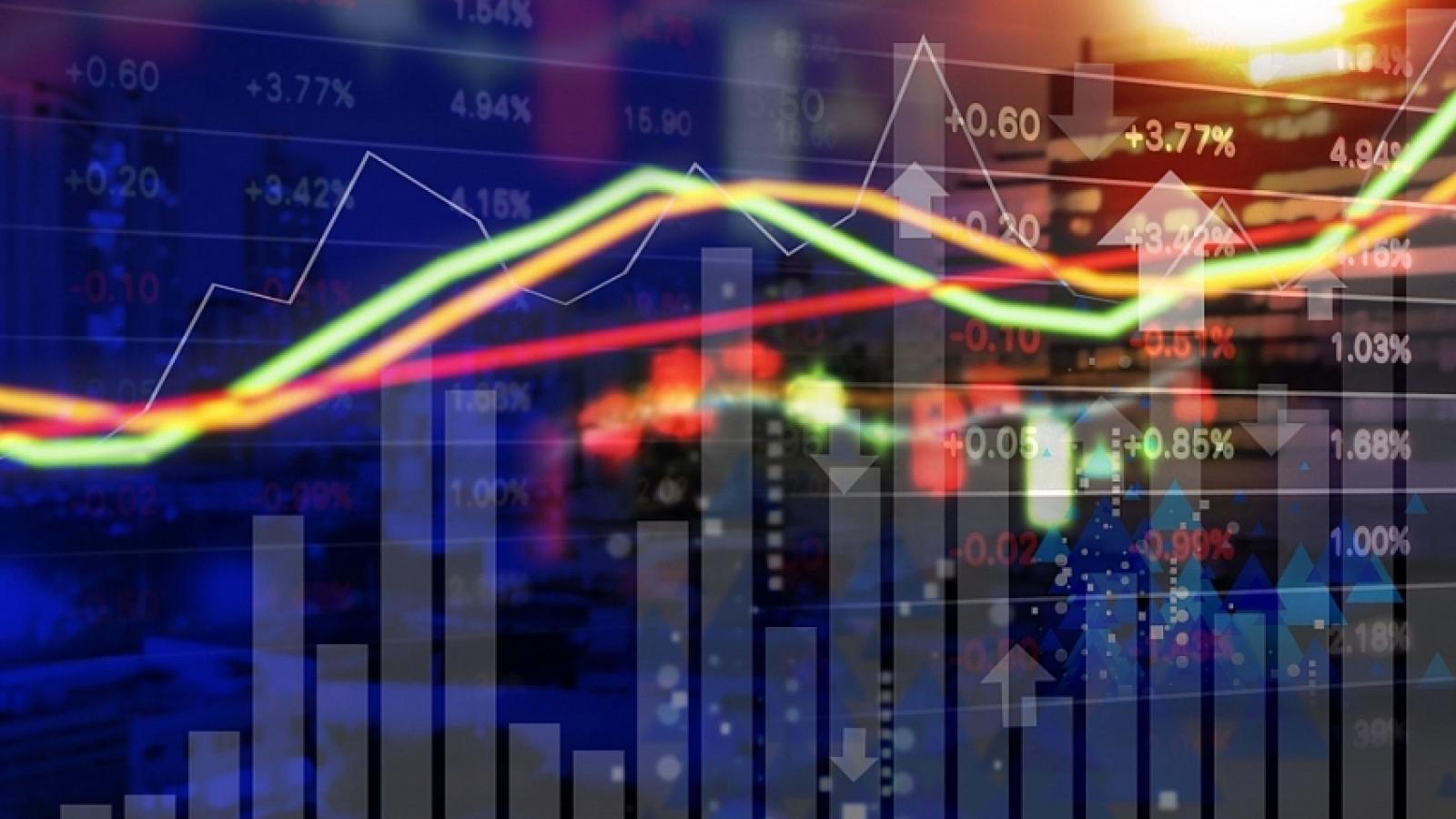 Thị trường chứng khoán có thể tiếp tục rung lắc trước áp lực mua - bán giằng co
