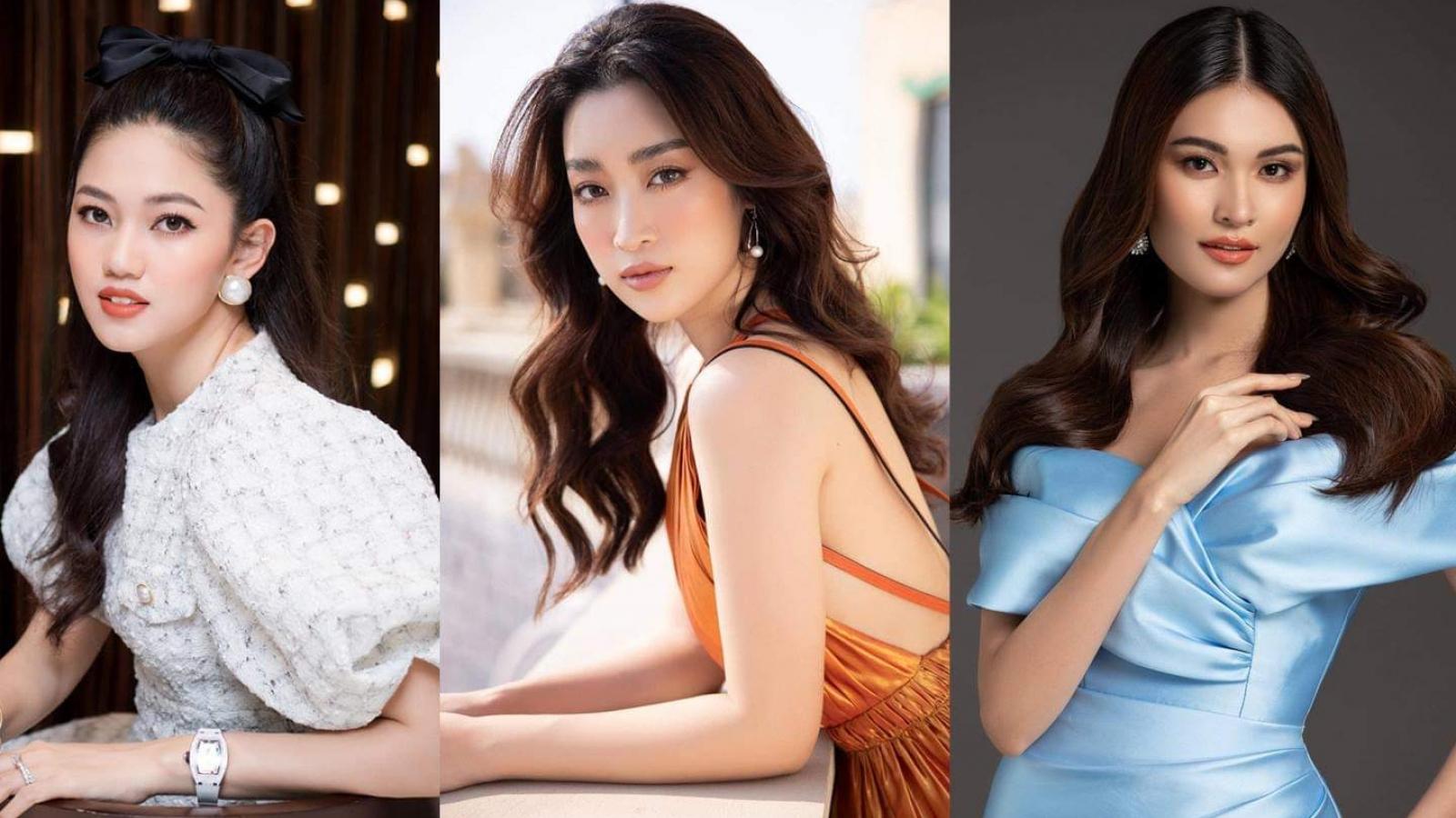 Top 3 Hoa hậu Việt Nam 2016: Mỗi người một lối đi riêng