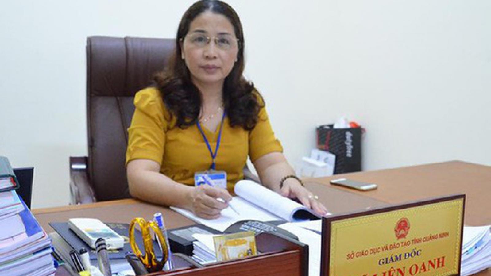 Bắt cựu giám đốc Sở GD-ĐT Quảng Ninh cùng nhiều đồng phạm