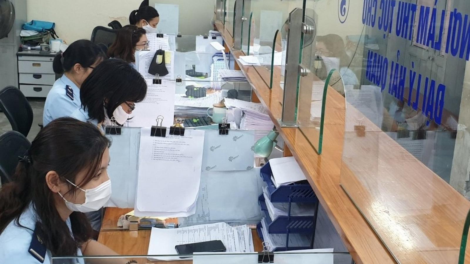 Trường hợp hệ thống bị lỗi, cơ quan Hải quan tiếp nhận C/O bản giấy