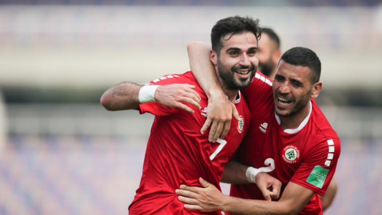 BXH các đội nhì bảng tại vòng loại World Cup 2022 khu vực châu Á