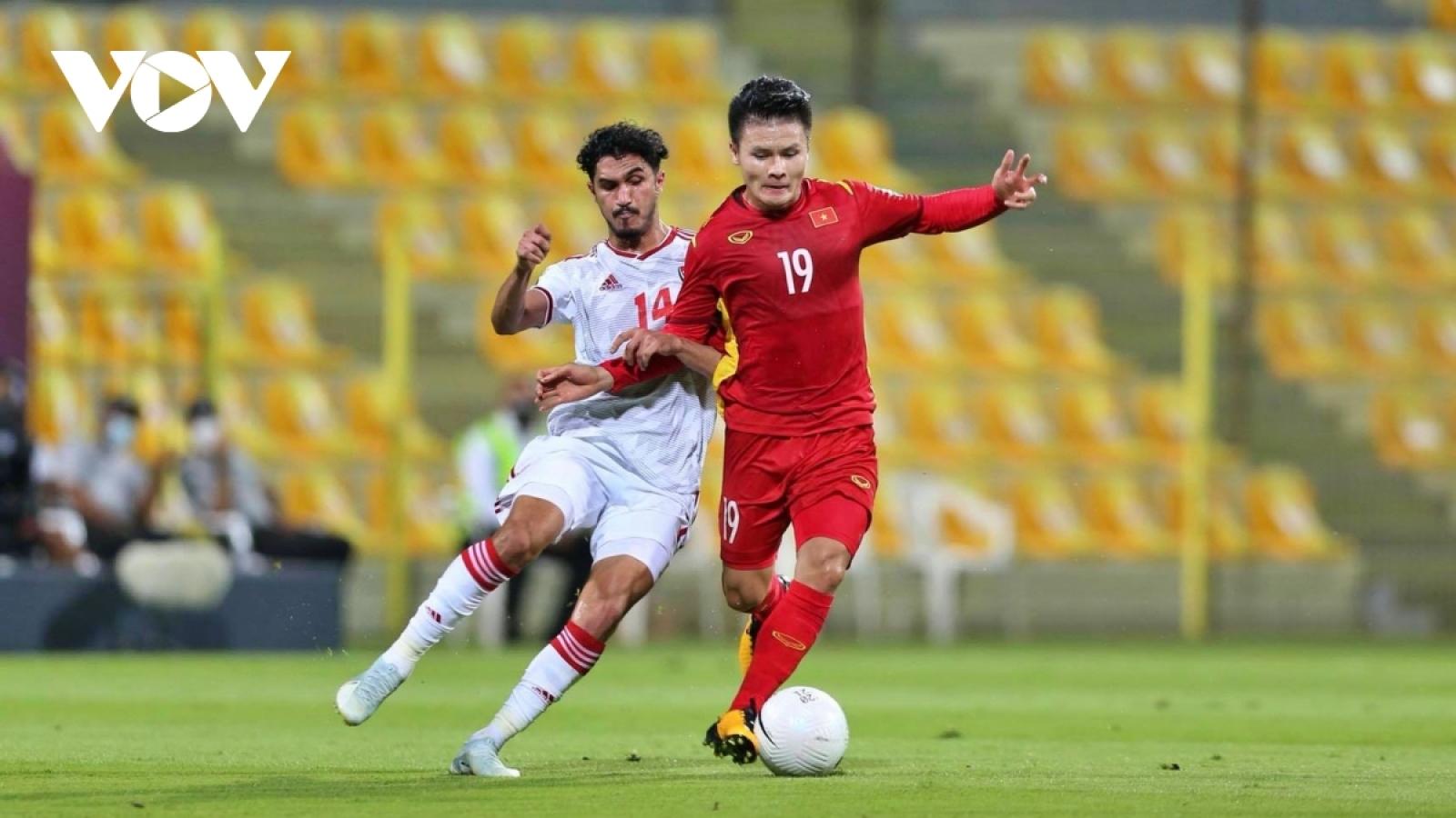 ĐT Việt Nam có bao nhiêu cơ hội để đến được VCK World Cup 2022?