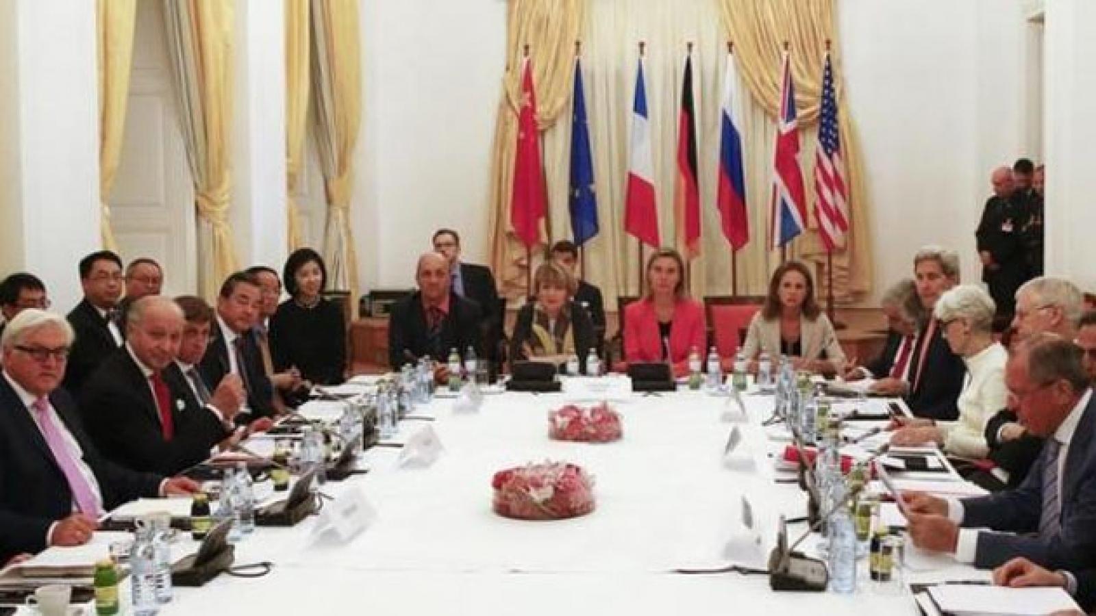 Đàm phán hạt nhân Iran: Các bên cần thời gian xem xétđể đưa ra quyết định cuối