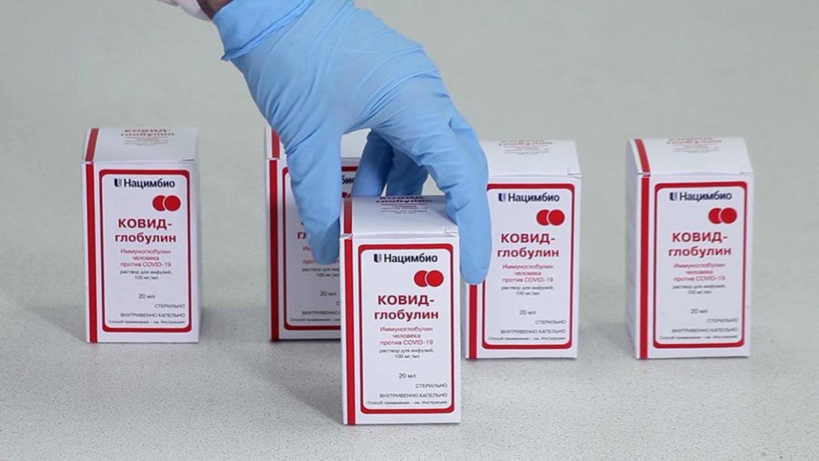 Ngabắt đầu sản xuấtthuốc chữa Covid-19 từ huyết tương người đã mắc bệnh