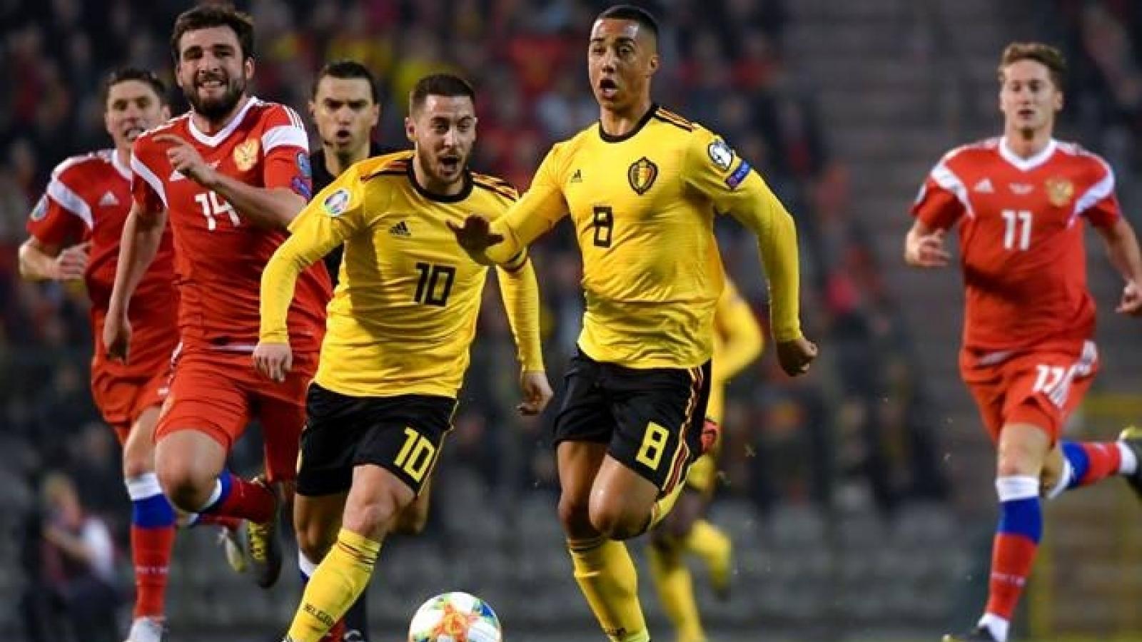 Cách xem trực tiếp EURO 2021 ngày 12/6