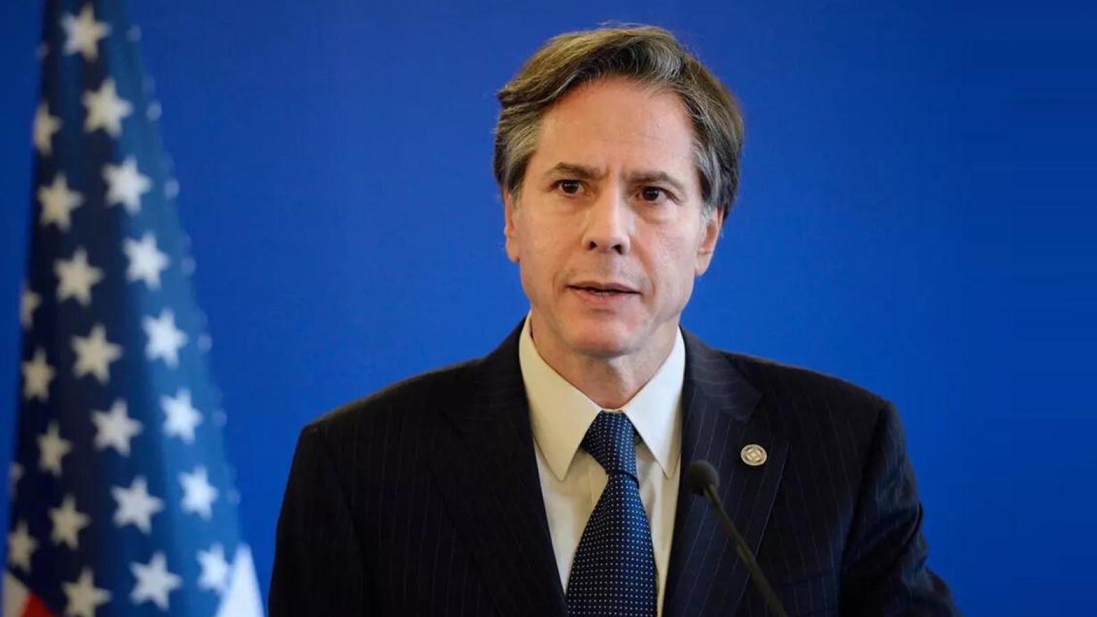 Ngoại trưởng Mỹ Blinken nghi ngờ báo cáo điều tra nguồn gốc Covid-19
