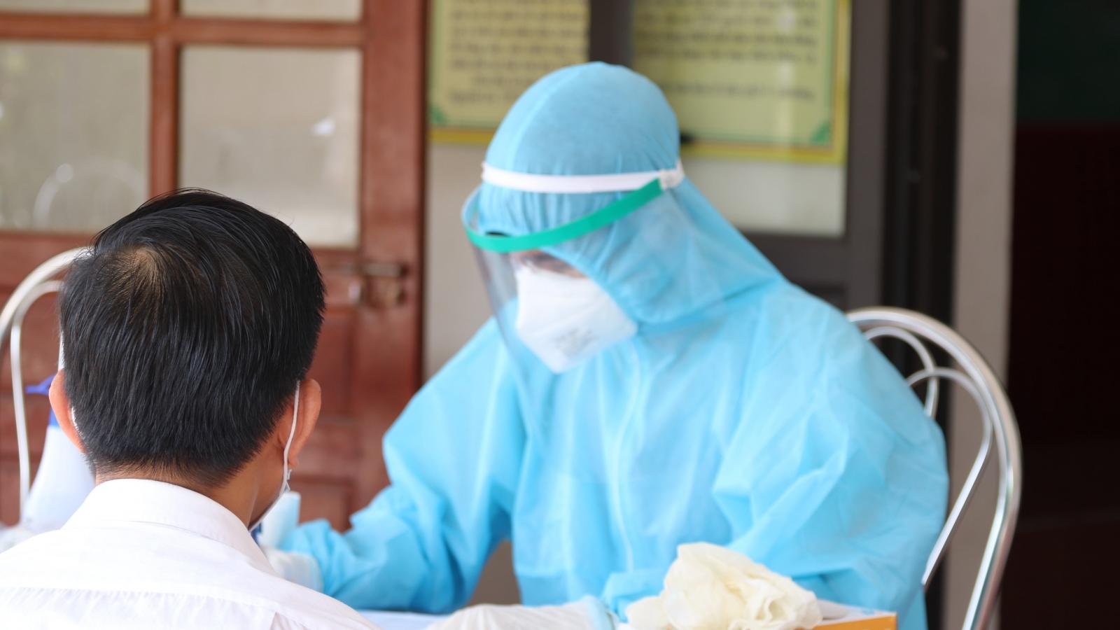 Thái Bình ghi nhận 2 ca dương tính với SARS-CoV-2