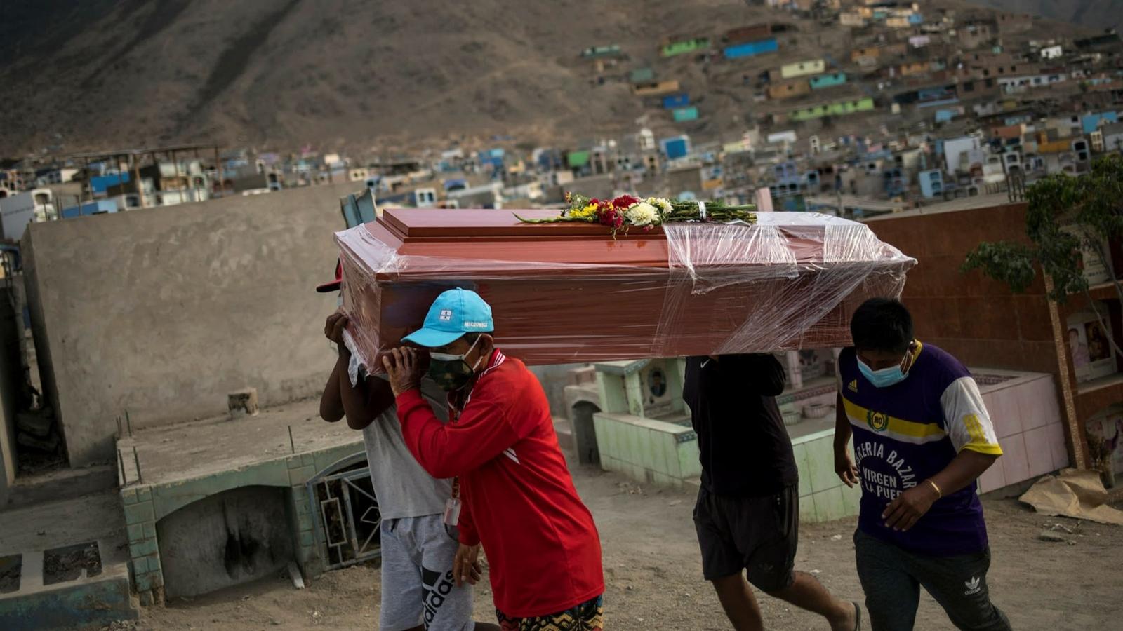Nguyên nhân khiến Peru trở thành nước có tỷ lệ tử vong do Covid-19 cao nhất thế giới